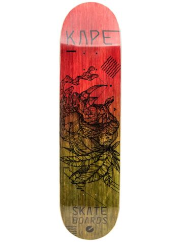 "Kape Skateboards Rhino 8.25"" Deck"