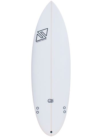 Twins Bros Cricket 5.10 Surfboard