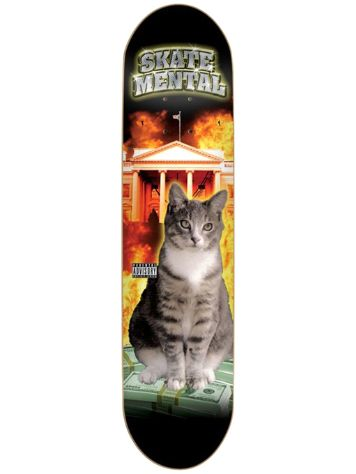 "Skate Mental No Limit 8.25"" Skateboard Deck"