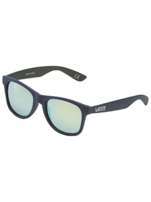 Vans Apparel Damen Sonnenbrille Window Pane Sunglasses, Matte Baby Blue, 50