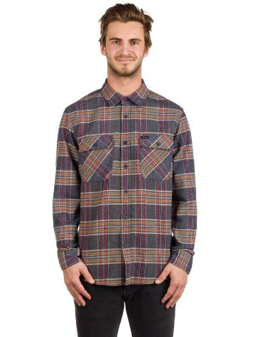 Brixton Bowery Flannel Shirt LS
