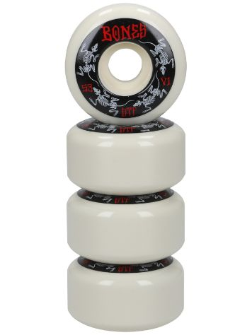 Bones Wheels Stf V1 Series III 83B 53mm Wheels