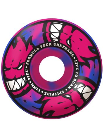 Spitfire Formula Four 99D 55mm Afterburners Blue/Pink