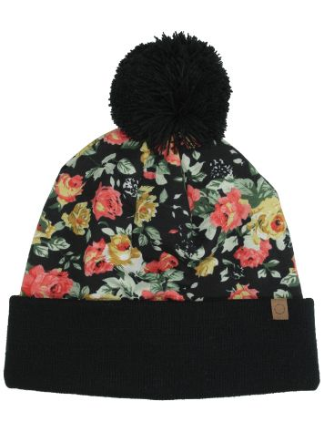 Empyre Girls Colette Print Pom Muts