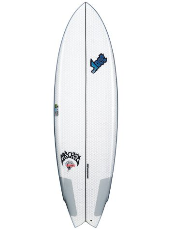 Lib Tech Lib X Lost Round Nose Fish 5.10 Tabla de surf
