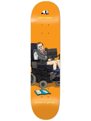 Enjoi Stroke of Genius R7 8.0'' Deck