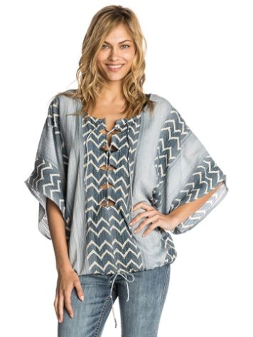 Rip Curl Skies Above Cover-Up Hemd