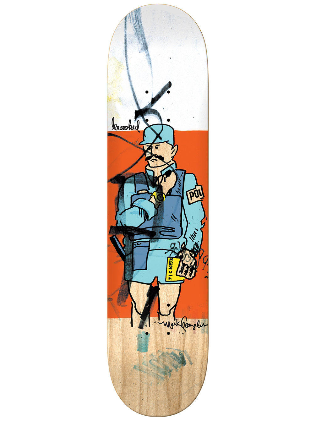 Gonz Coppa 8.38'' Deck