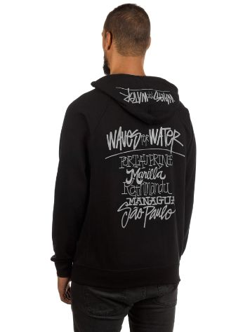 Waves For Water Stussy Outreach Hoodie