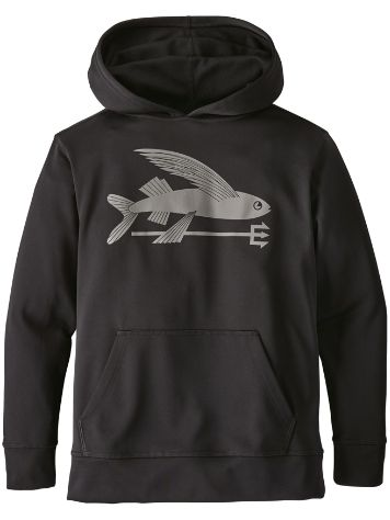 Patagonia Graphic Polycycle Hoodie Boys