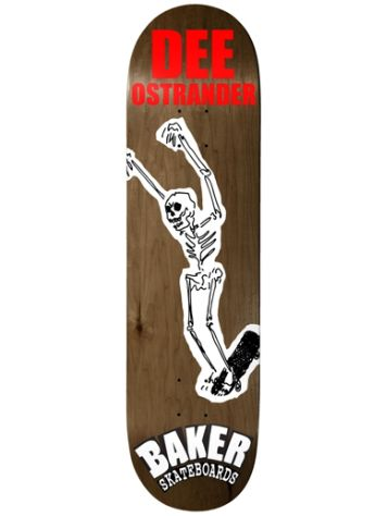 "Baker Dee From The Grave 8.0"" Skateboard Deck"