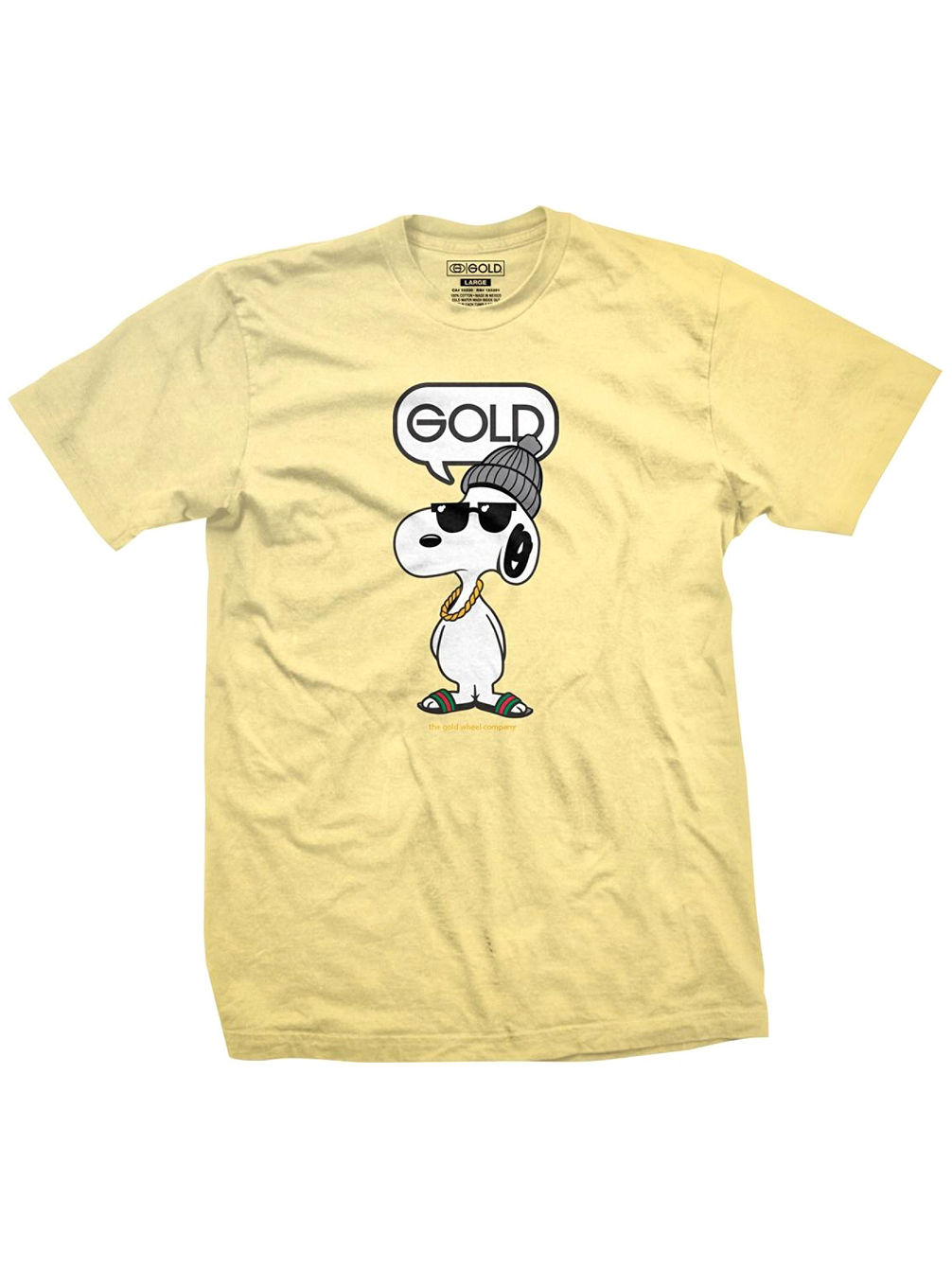 Buy Gold Wheels The Plug T Shirt Online At Blue
