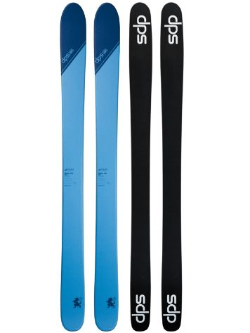 DPS Skis Wailer T106 168 2018 Tourenski