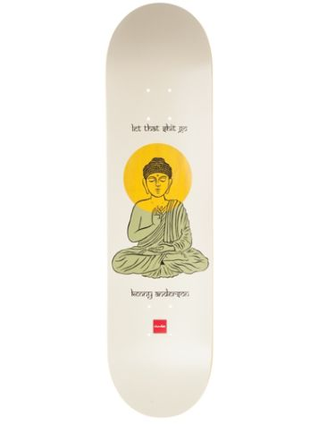 "Chocolate One Offs Buddha 8.125"" x 31.625"" Deck"