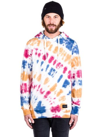 Empyre Coral Tie Dye Po Hoodie