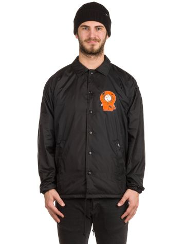 HUF X Southpark Dead Kenny Coaches Jacket
