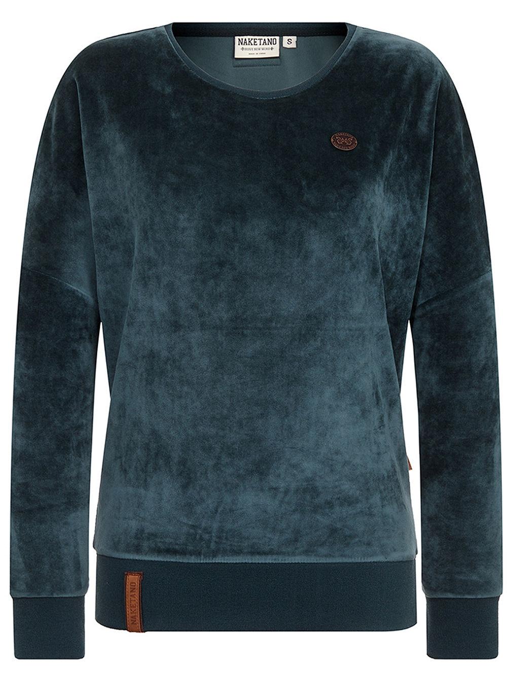 naketano auf dem k chentisch sweater online kaufen bei blue. Black Bedroom Furniture Sets. Home Design Ideas