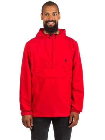 Grizzly Medalist Anorak Windbreaker