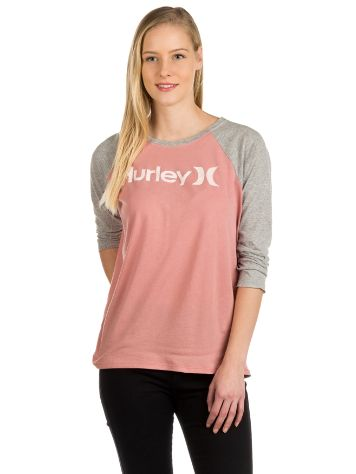 Hurley One And Only Perfect Raglan T-shirt