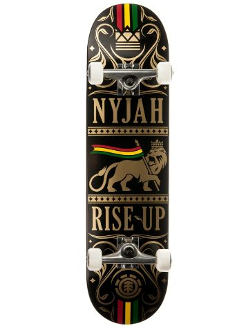 "Element Nyjah Rise Up Lion 8"" Complete"
