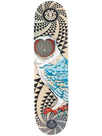 "Element Bb Mason Owl 8.2"" Skateboard Deck"