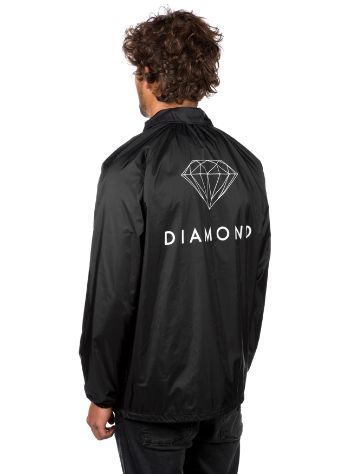 Diamond Futura Sign Coaches Jacket