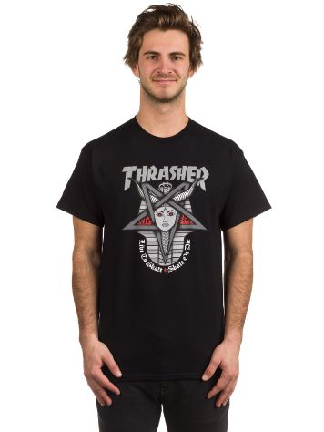 Thrasher Goddess Camiseta