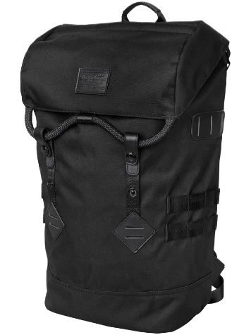 Doughnut Colorado All Black Series Rucksack