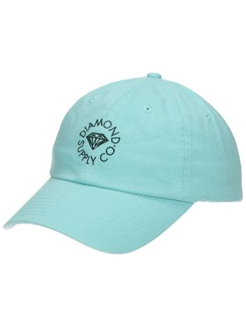 Diamond Circle Logo Sports Cap