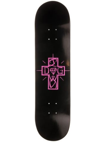 "Diamond X Dogtown Dog 8.0"" Deck"