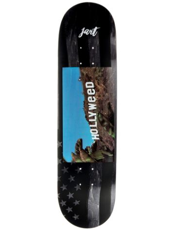 "Jart Hollyweed 8.125"" Deck"
