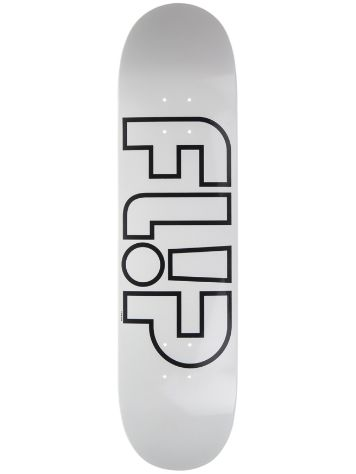 "Flip Team Odyssey Whiteout 8.0"" x 31.5"" Deck"