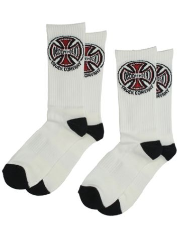 Independent Truck Co 2Pk Socks