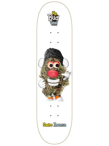 Jart Mr. Bud 8.375'' MC Zarazua Deck