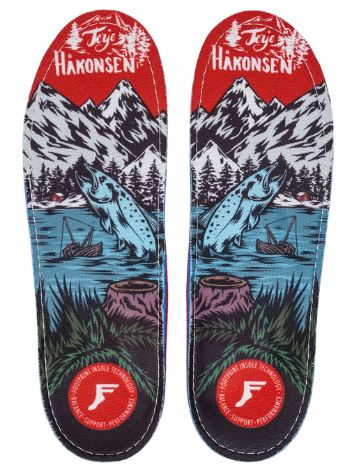 Footprint Terje Salmon Kingfoam Gamechanger Insole