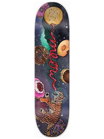 "Meow Skateboards Space Tiger 7.75"" Skateboard Deck"