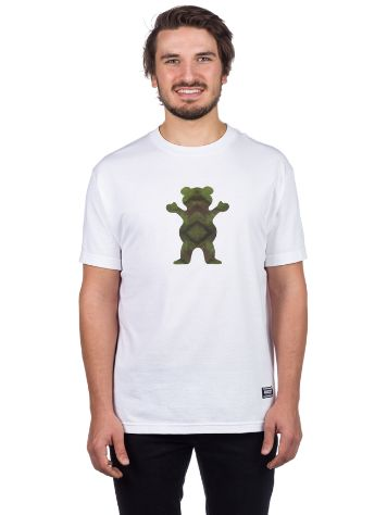 Grizzly Forester Og Bear T-Shirt