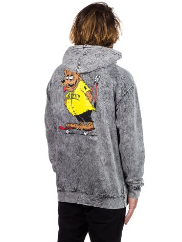 Grizzly Bear Fink Sudadera con capucha