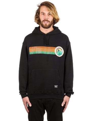 Grizzly Beyond The Bush Sudadera con capucha