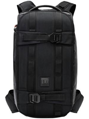douchebags The Explorer Black Camo Backpack black camo Gr. Uni