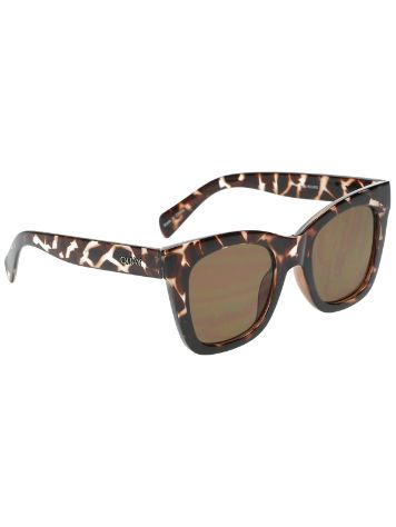 Quay Australia After Hours Tort Brown Sonnenbrille