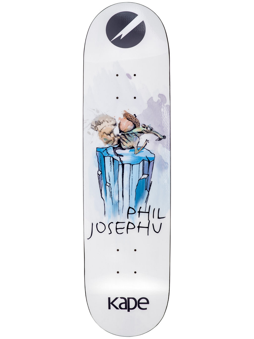 "Josephu Carboslick 8.25"" The Squirrel Deck"