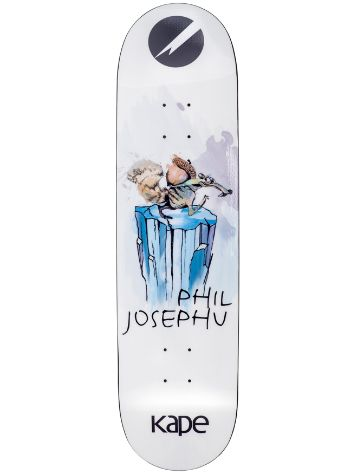 "Kape Skateboards Josephu Carboslick 8.25"" The Squirrel Deck"