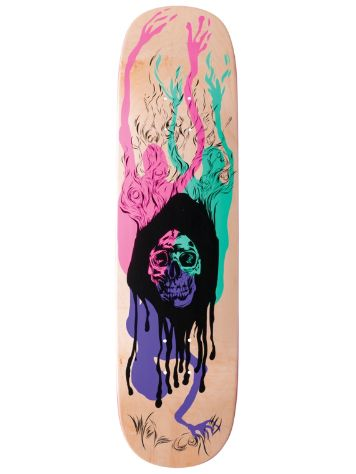 "Welcome Here It Comes On Amulet 8.125"" Deck"