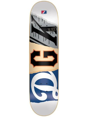"DGK Hustle 8.1"" Skateboard Deck"